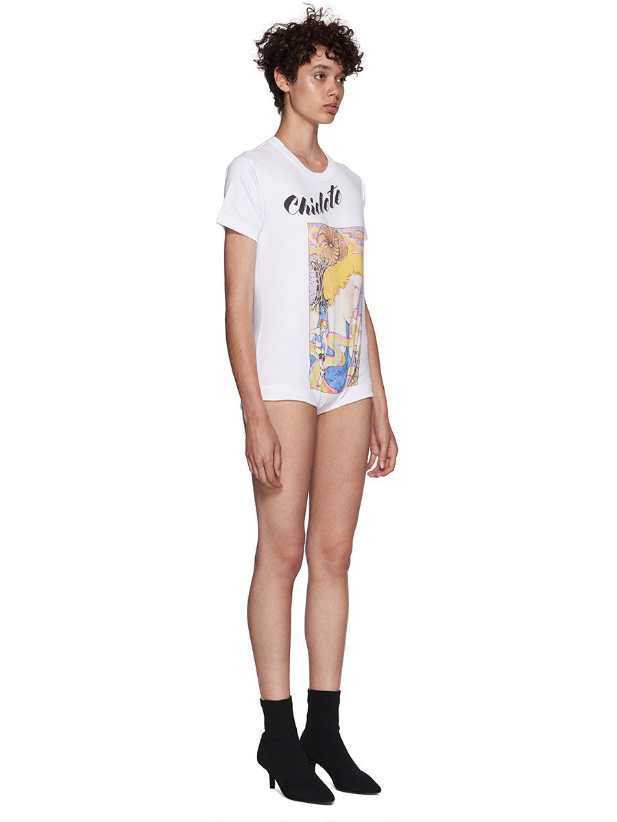 Neith Nyer SS18 Chiclete Body T-Shirt - 2