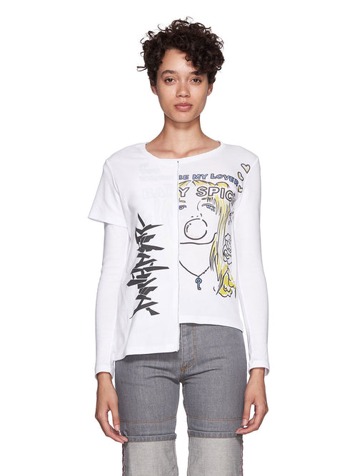 Neith Nyer Resort SS18 Eva Graphic T-Shirt - 1