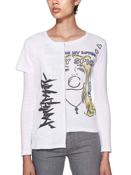 Neith Nyer Resort SS18 Eva Graphic T-Shirt - 2