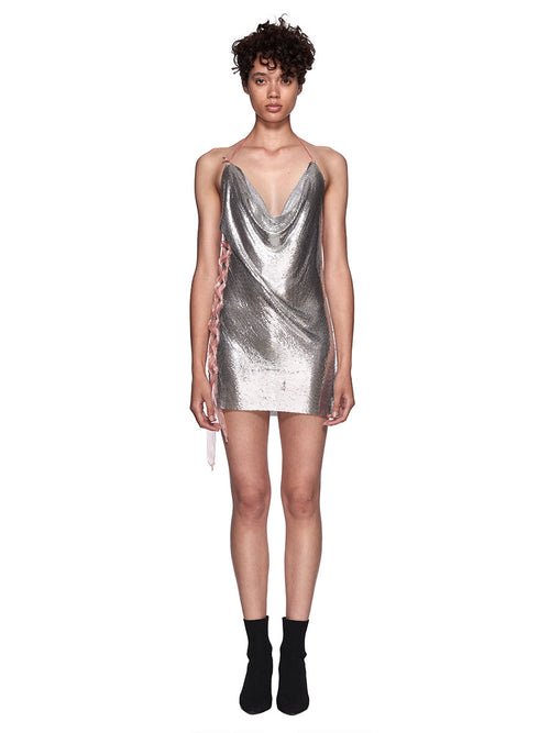 Neith Nyer Resort SS18 Raya Metal Mesh Dress - 1