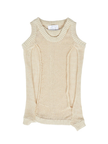 Cave Mock-Neck Sweater