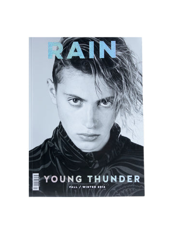 Issue 1: YOUNG THUNDER