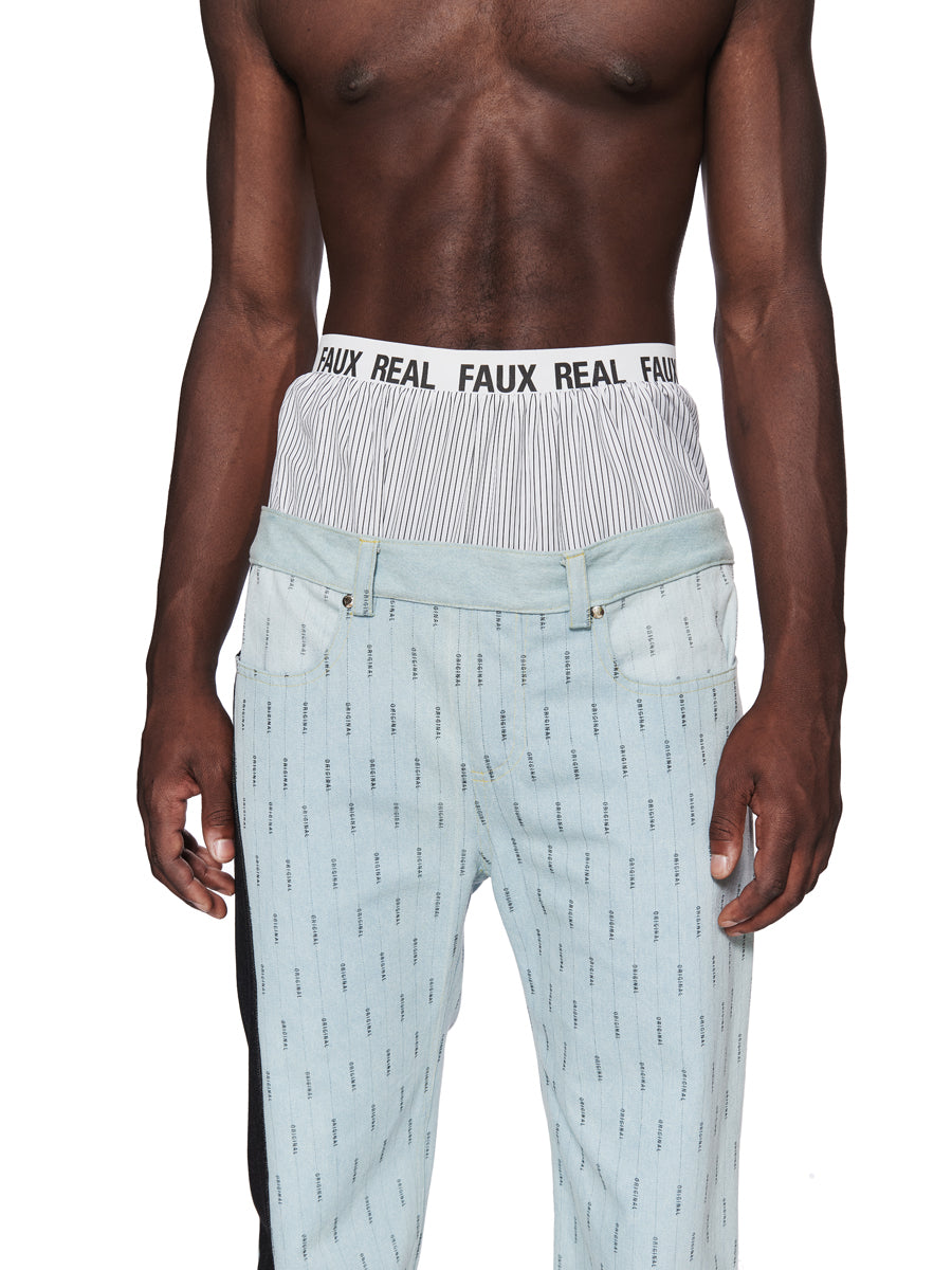 Mr/Mrs Stone Boxer Pants