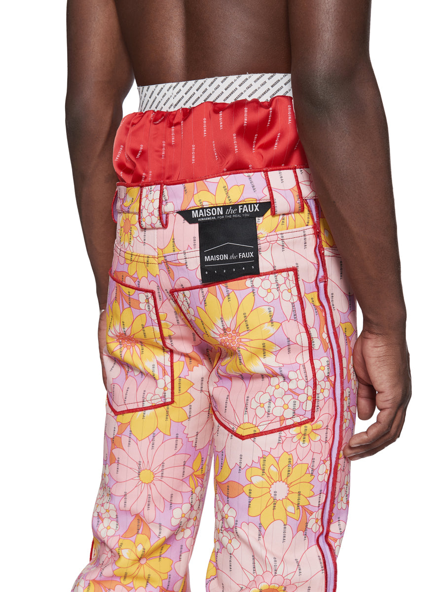 Maison the Faux Mr/Mrs Biel Boxer Pants Fall/Winter 2018 odd92 - 5
