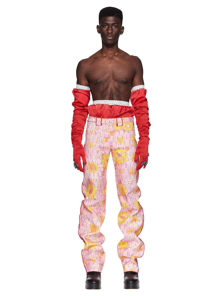 Maison the Faux Mr/Mrs Biel Boxer Pants Fall/Winter 2018 odd92 - 4
