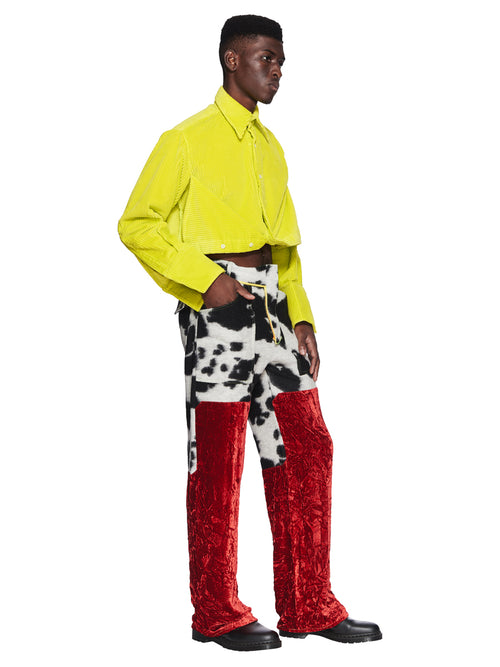 Oloapitreps Fall/Winter 2018 Bloody Cow Trousers odd92 - 2