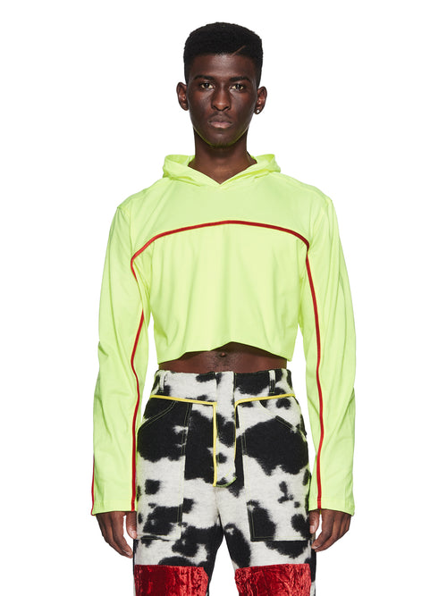Oloapitreps Fall/Winter 2018 Cropped Neon Top odd92 - 1