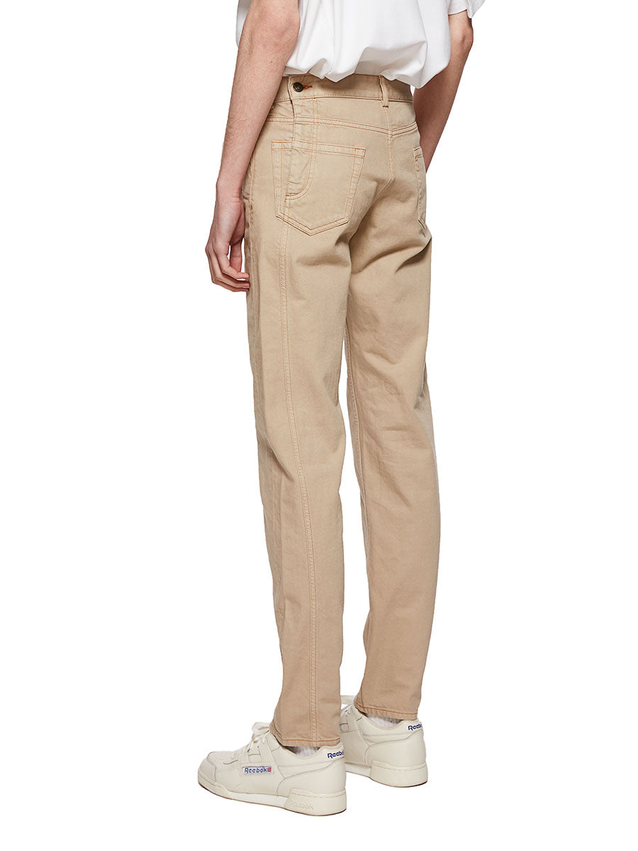 Y/Project Sand Multi Fly Jeans - 5