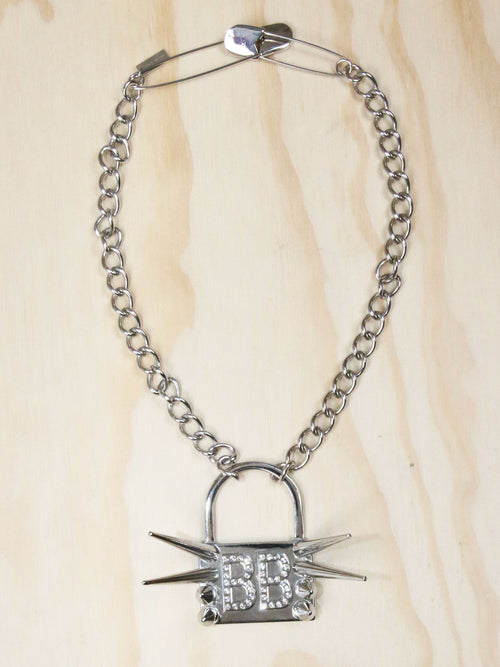Punk BB Necklace
