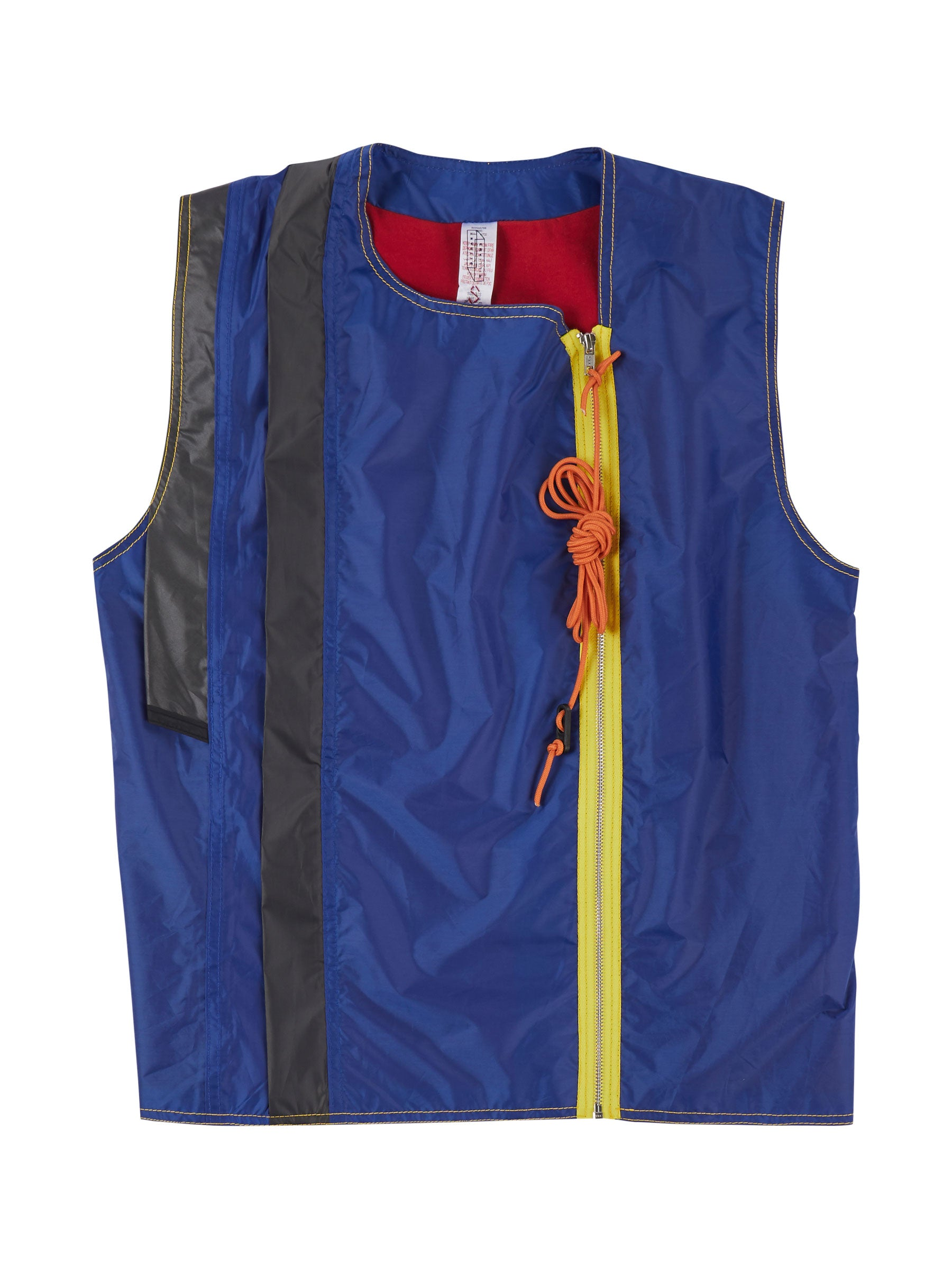 Recycled Tent Vest