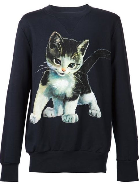 VIVIENNE WESTWOOD LIMITED EDITION  Cat Sweater - 1