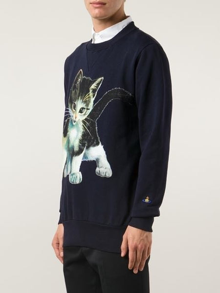 VIVIENNE WESTWOOD LIMITED EDITION  Cat Sweater - 3