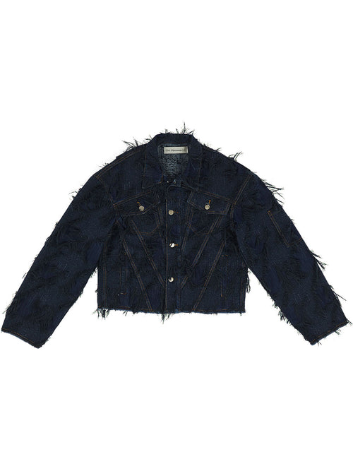 Tassel Denim Jacket