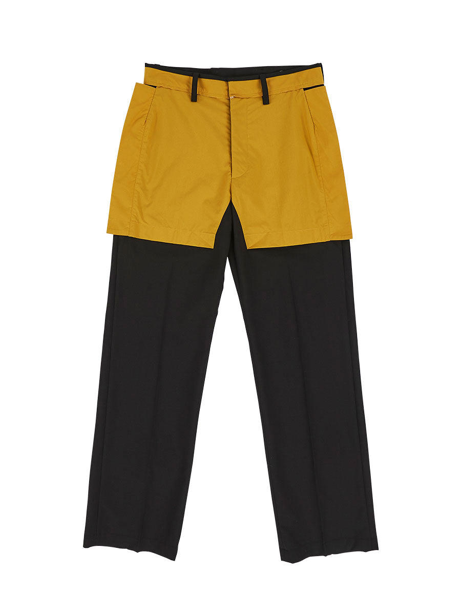 Short Half-Lined Trousers