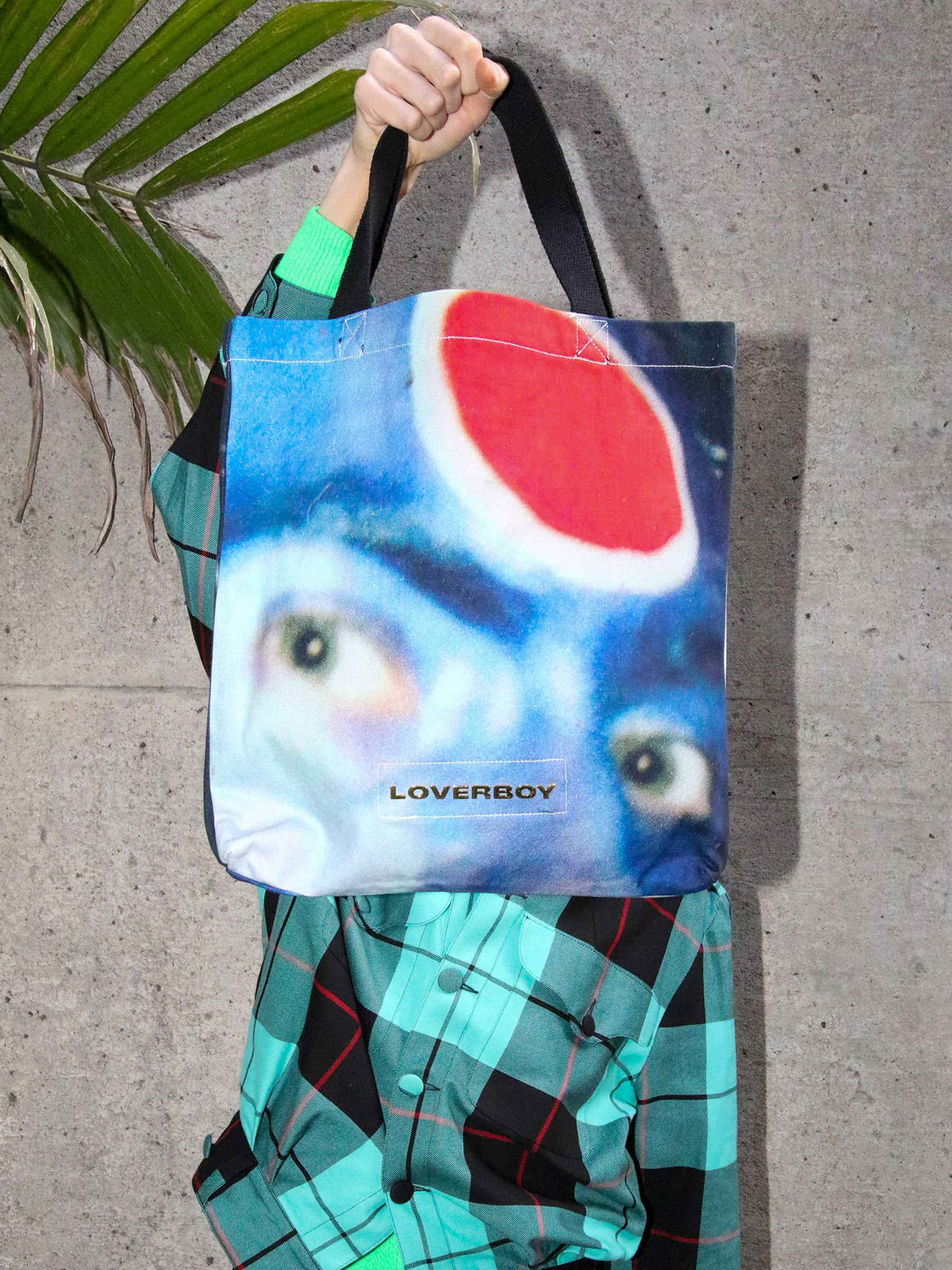 odd92 Charles Jeffrey Loverboy Spring/Summer 2020 Loverboy Tote Bag - 1