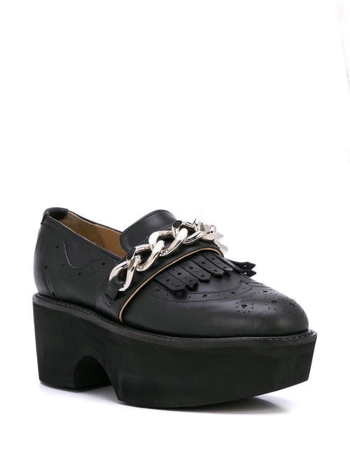 Women's Chained Loafer