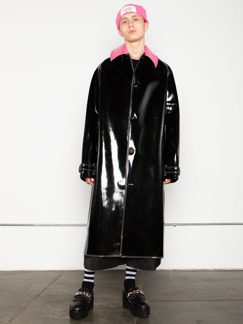 odd92 Charles Jeffrey Loverboy Spring/Summer 2020 Oversized Doctor's Mac - 1