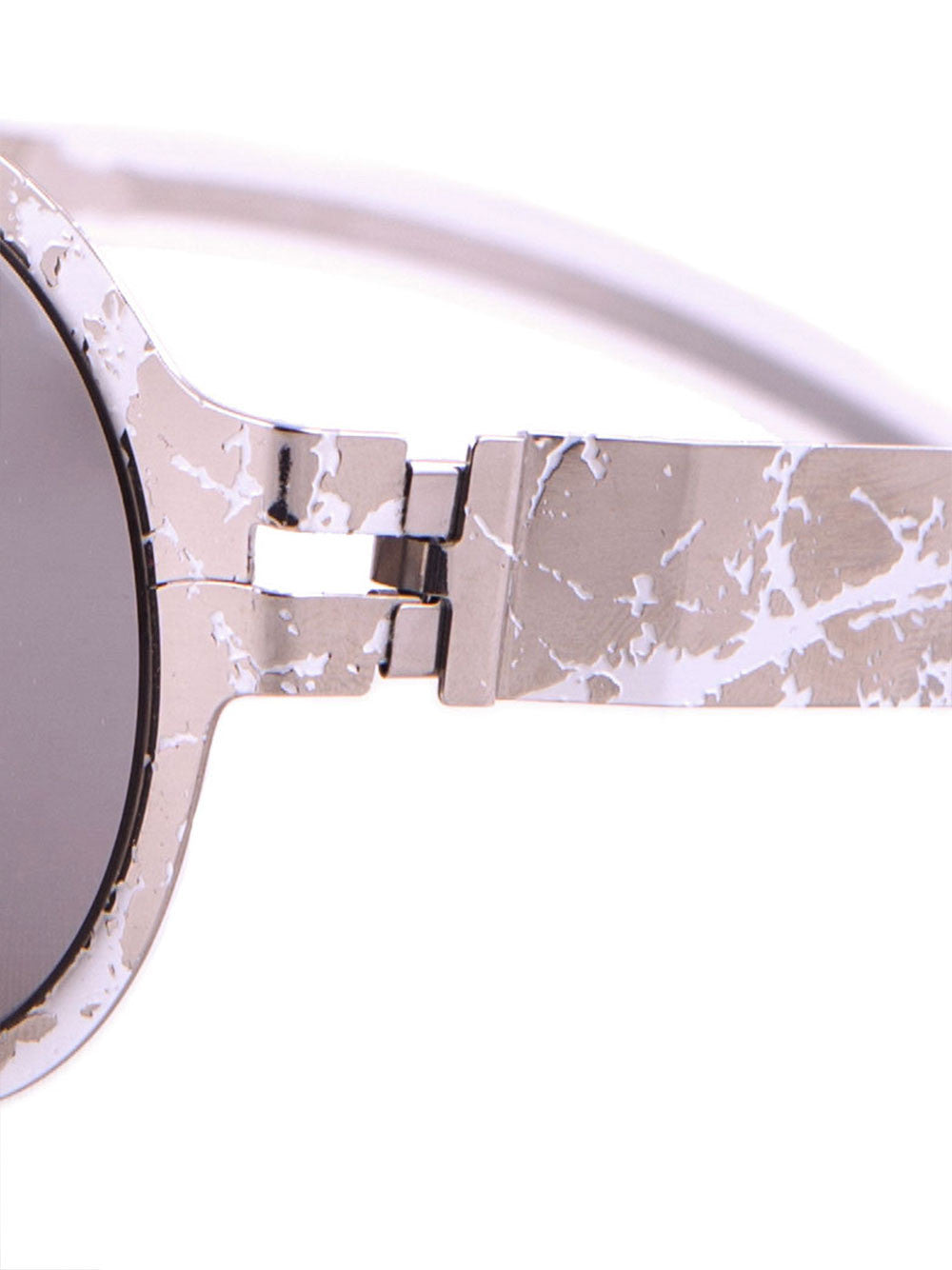 Mykita Margiela Stone Transfer Sunglasses Detail