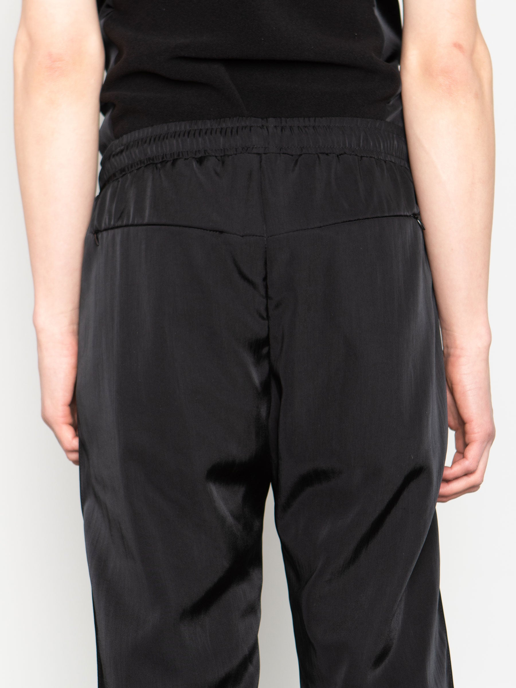 odd92 Shop Cottweiler Spring/Summer 2020 Menswear Black Caddie Track Pants - 5