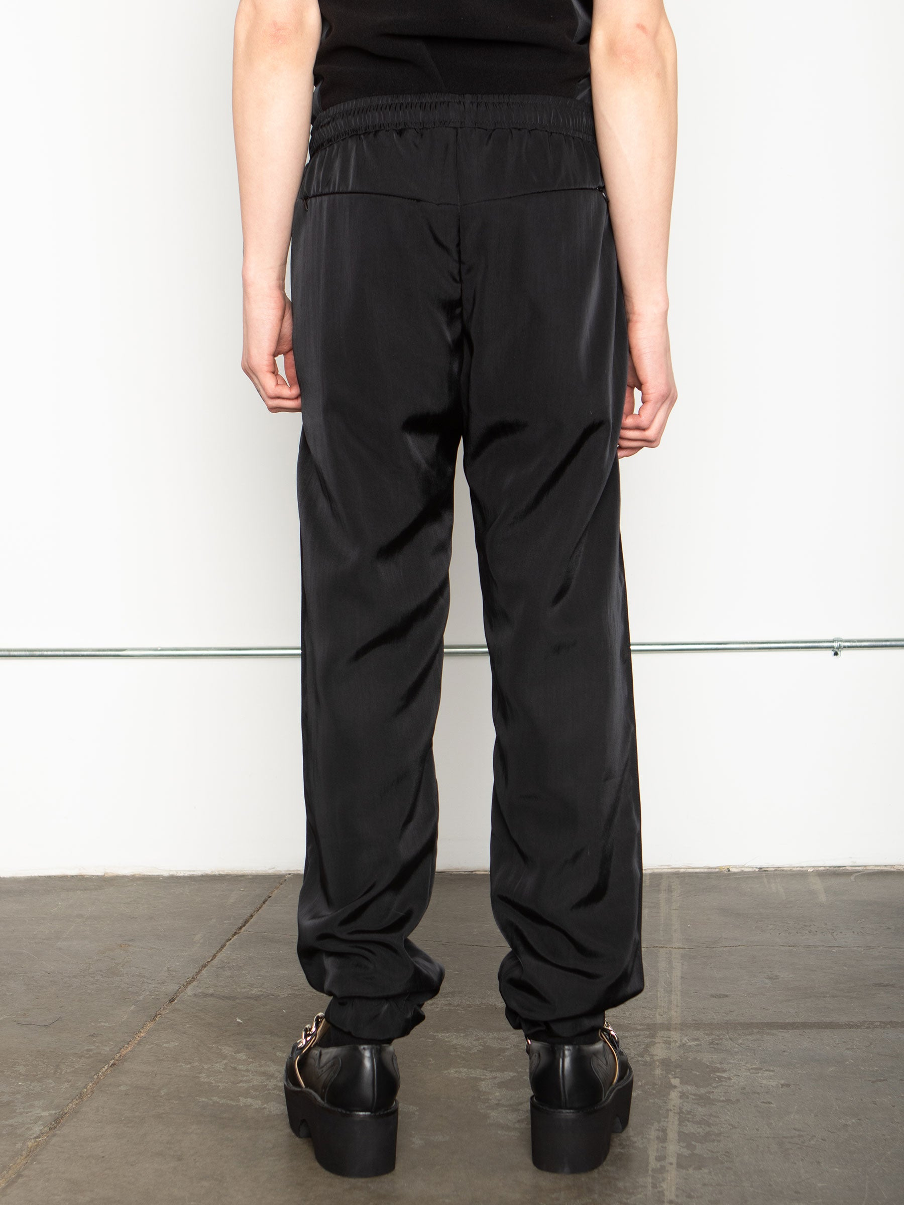 odd92 Shop Cottweiler Spring/Summer 2020 Menswear Black Caddie Track Pants - 6