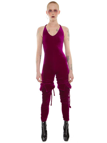 Segmented Jumpsuit