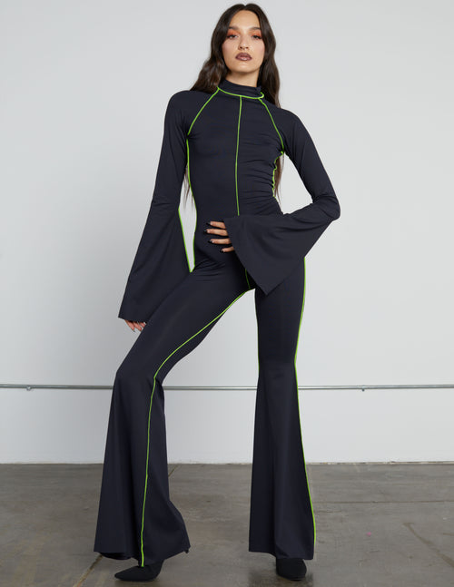 Dani Flared Jumpsuit