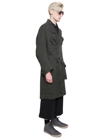 Ease Long Trench
