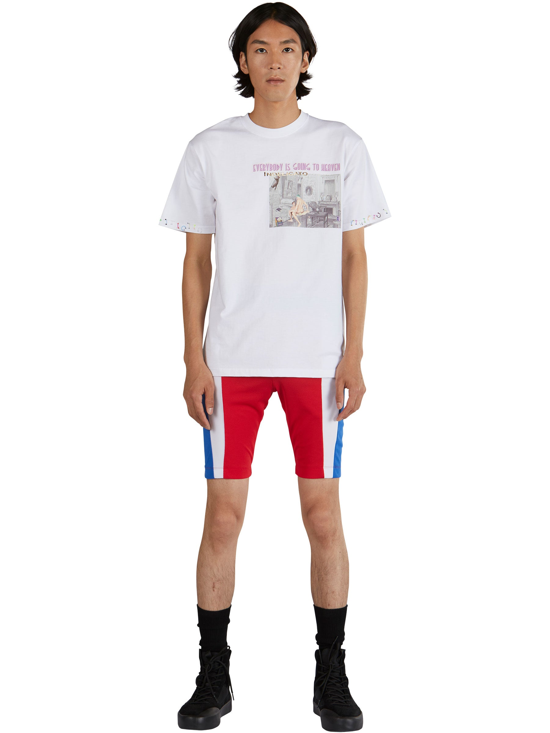 odd92 Nicola Indelicato Piercing T-Shirt Fall/Winter 2019 Menswear - 3