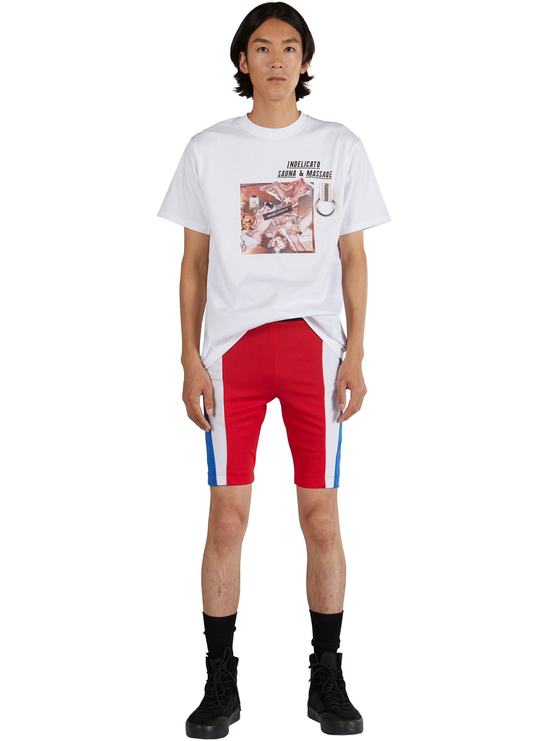 odd92 Nicola Indelicato Cycling Shorts Fall/Winter 2019 Menswear - 2
