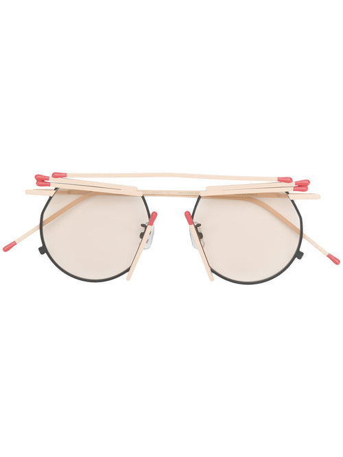 Henrik Vibskov x Gentle Monster Match Sunglasses - 1
