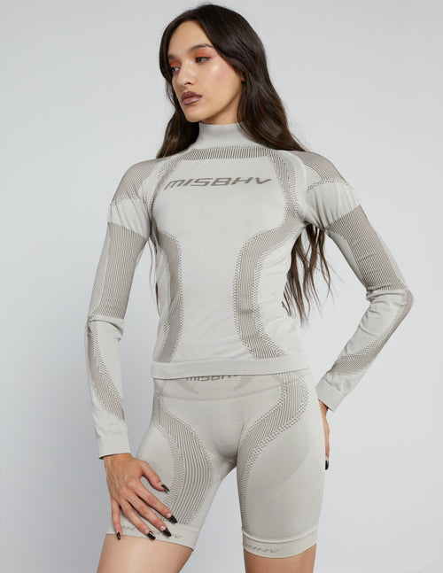 Active Future Long-Sleeve Top