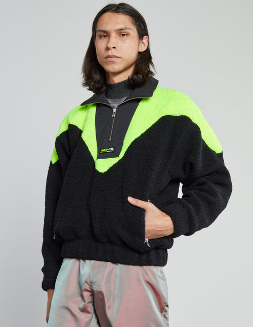 EUROPA Fleece Half-Zip Jacket