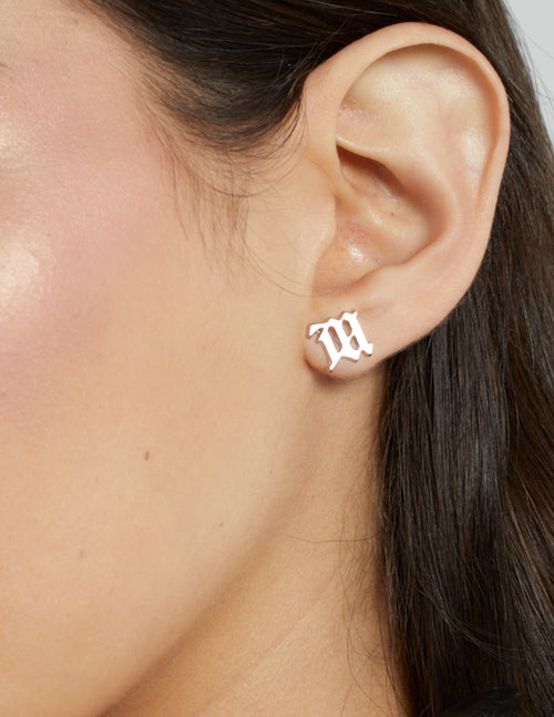 M Earrings