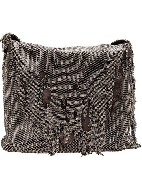 MICHAEL SCHMIDT  Chainmaille Messenger Bag - 1