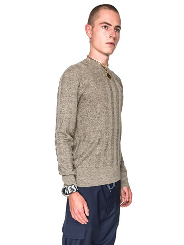Linen Pullover Sweater