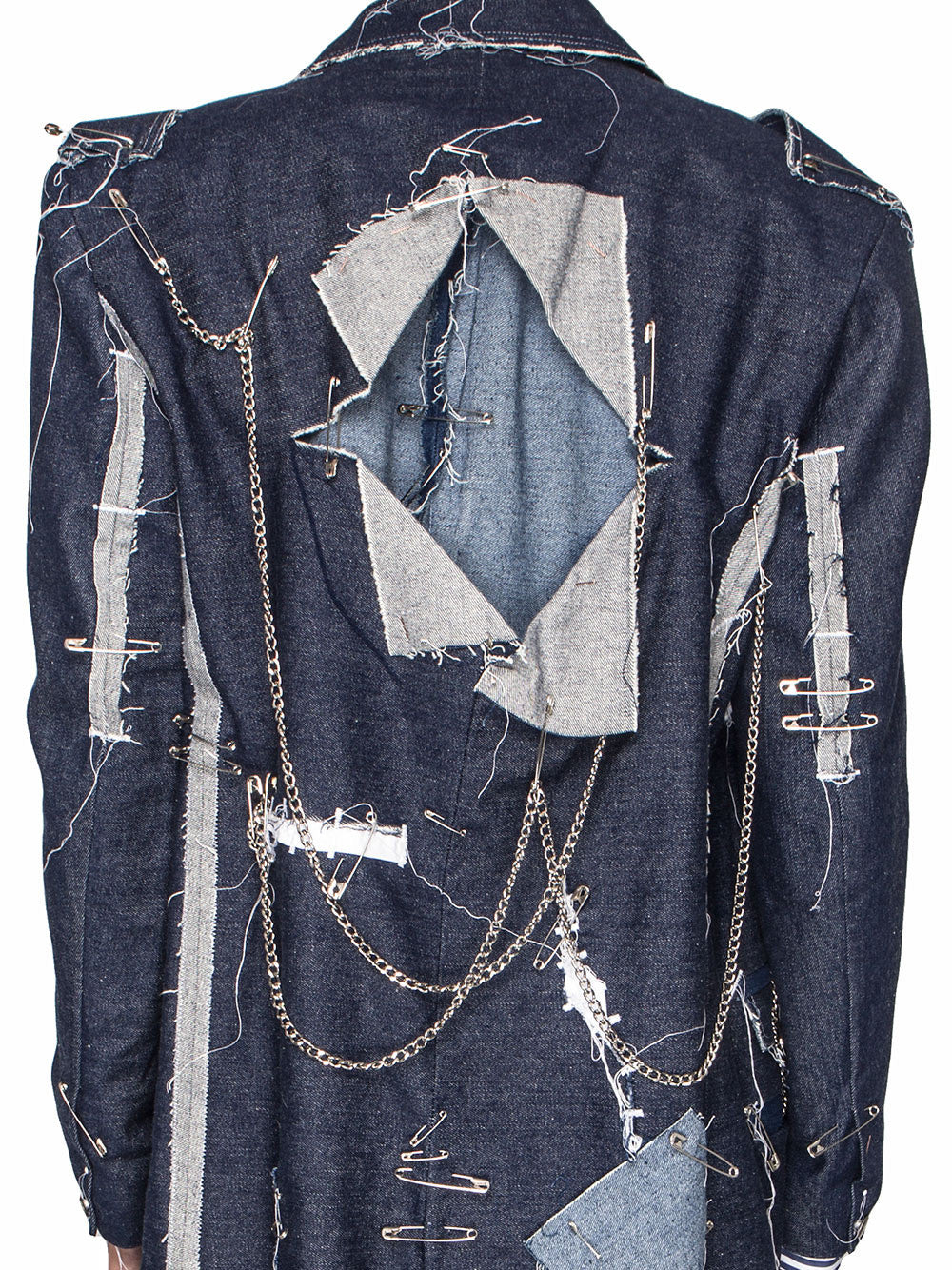 Jean Couture Coat