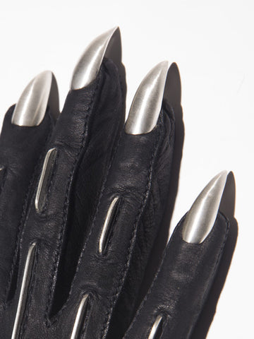Skeletal Nail Gloves