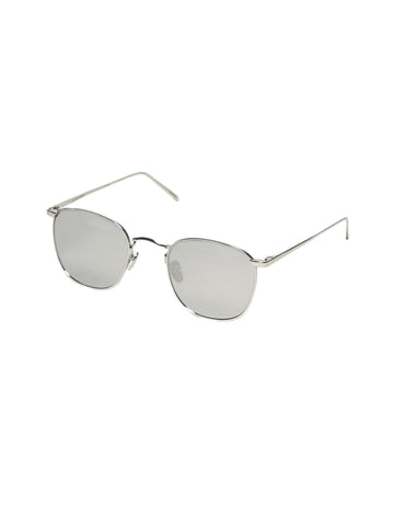White Gold Sunglasses