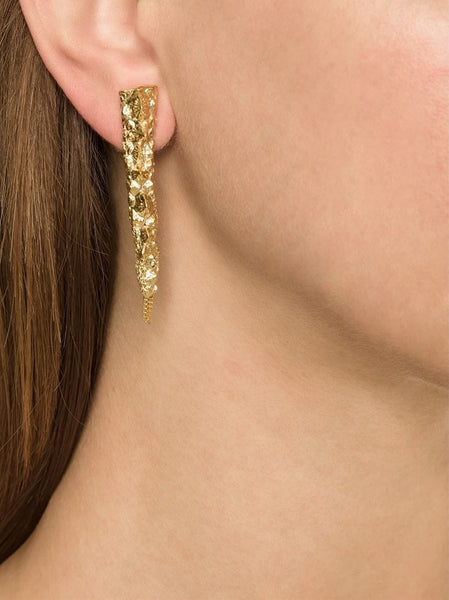 HENSON  Spine Earrings - 2