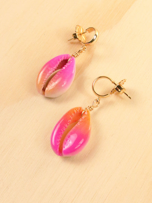 Summer Shell Earrings
