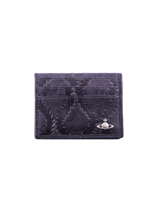 Squiggle Credit Card Holder