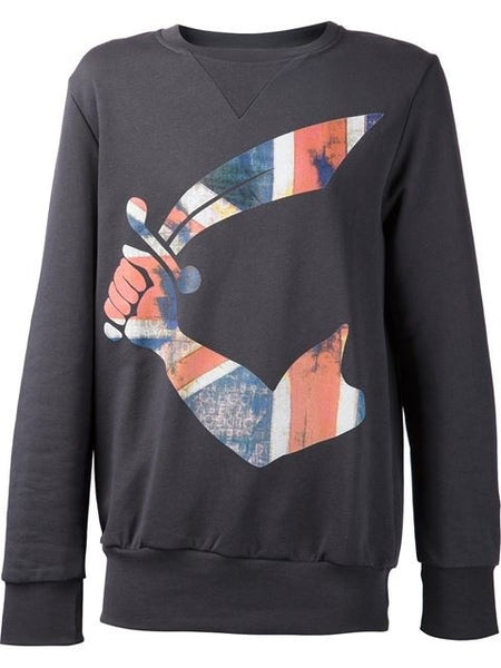 VIVIENNE WESTWOOD LIMITED EDITION  Arm & Cutlass Sweater - 1