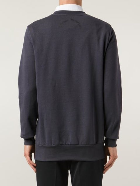 VIVIENNE WESTWOOD LIMITED EDITION  Arm & Cutlass Sweater - 4