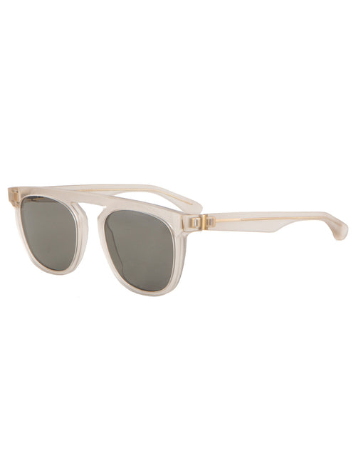 Mykita Margiela Raw Champagne Sunglasses