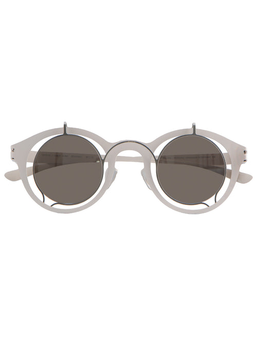 Mykita Damir Doma White Bradfield Sunglasses