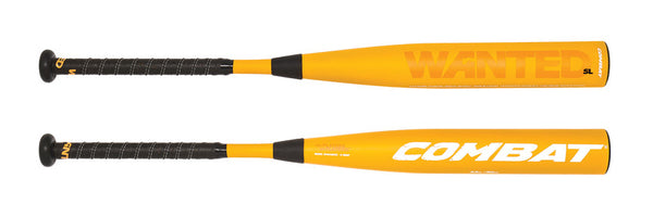 2014 combat wanted 10 senior league bat for 2015 combat portent youth