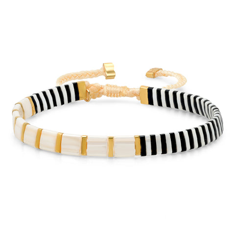 Safari Bracelet in Zebra