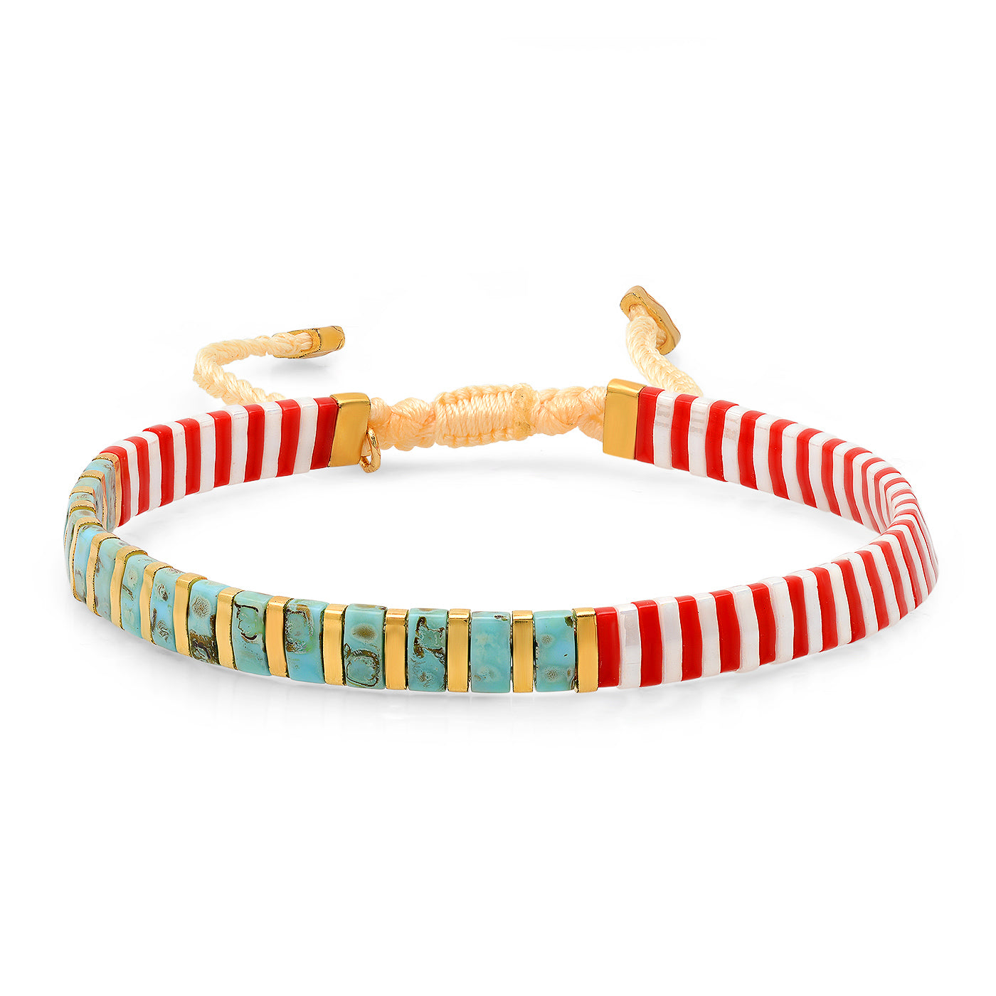Safari Bracelet in Parrot