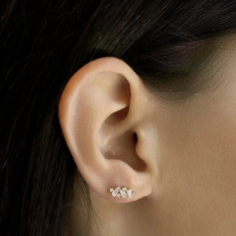 Cluster stone ear climbers