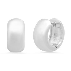 12MM Chubby Hinged Huggie